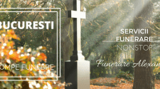 Firma servicii funerare Bucuresti